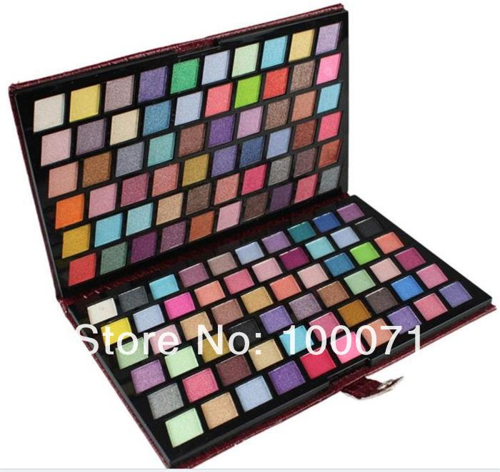 Профессиональный набор теней для век, 120 цветов