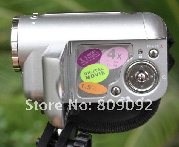 DV-137 - Цифровая видеокамера, LCD, 1.3Mpix, CMOS, SD