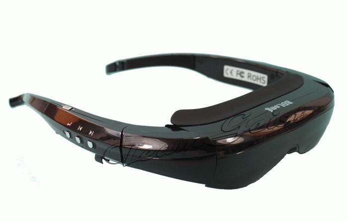 Видео-очки, 68'', 428*240
