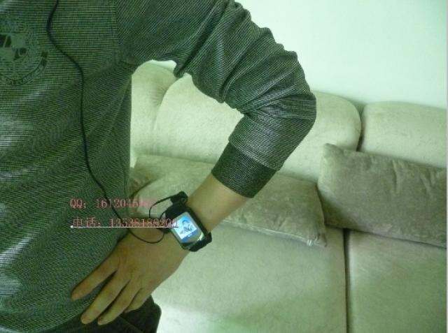 MP4 плеер - часы, TFT, 1.5
