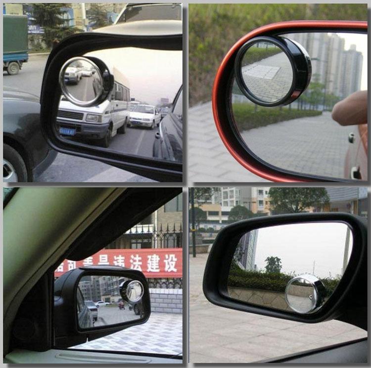 Увеличитель угла обзора для автомобиля