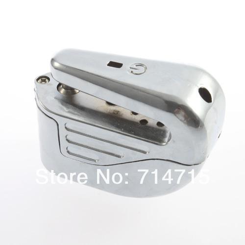Мото сигнализация, 6мм замок, устанавливается на тормозной диск, громкий звуковой сигнал
