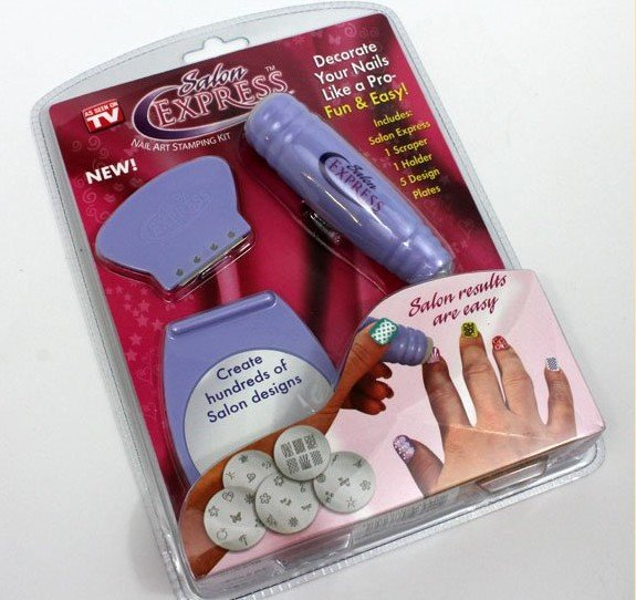 Набор для декорации ногтей