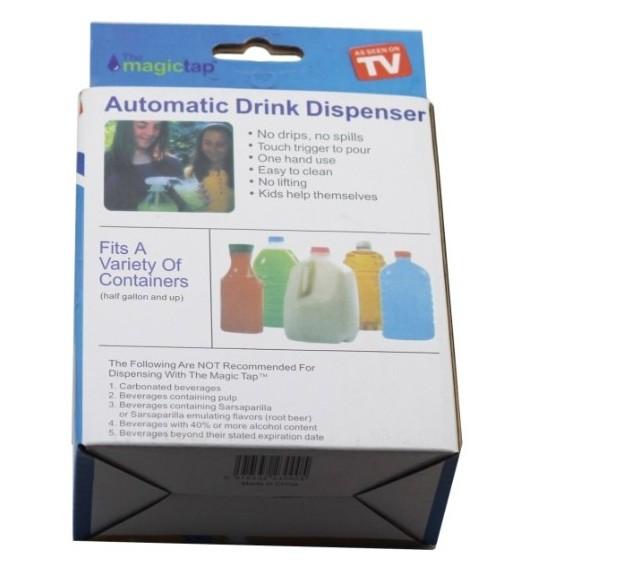 Автоматический диспенсер для напитков
