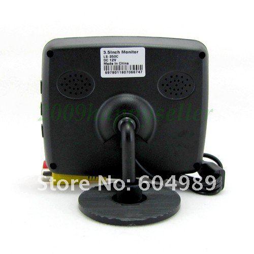 LS-350C - Автомобильный монитор 3.5
