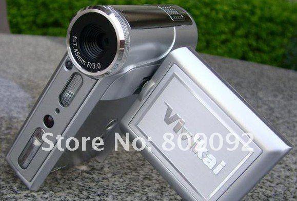 Vivikai DV569 - Цифровая видеокамера, LCD, 5.1Mpix, SD, MMC