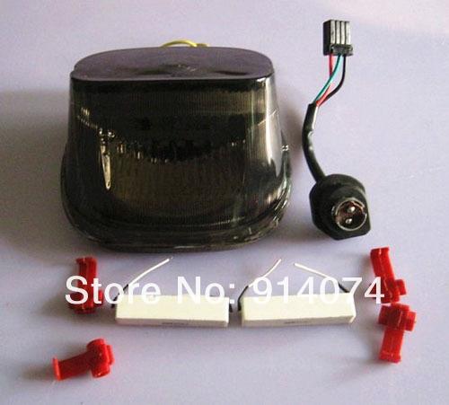 Задний стоп-сигнал и поворотники для Harley Softail
