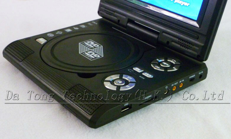 DT-DP998 - портативный DVD-плеер, 9.8