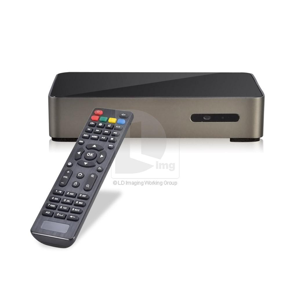 Видеопроигрыватель на системе Andoid, 1080P, Wi-Fi, HDMI, 3D, 4GB