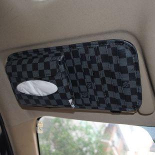 Автомобильный чехол для солнцезащитного козырька, 20 CD