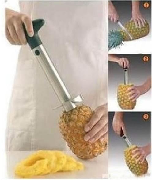 Овощерезка для очистки и нарезки кольцами ананаса
