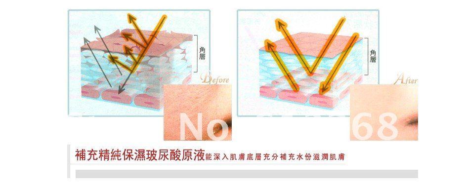 SHILLS - увлажняющая сыворотка с гиалуроновой кислотой, 30ml