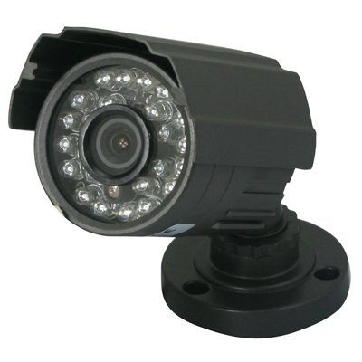 Система безопасности DVR, CMOS, 420TVL, 6mm камеры
