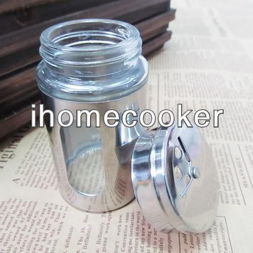 Бутылка - шейкер для хранения приправ