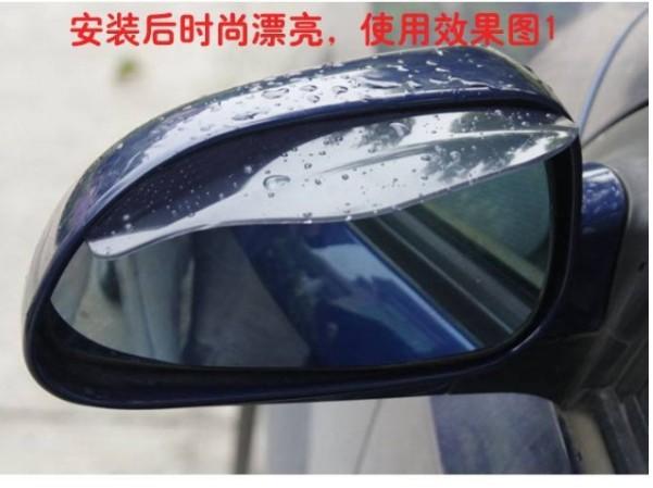 Козырёк для зеркала автомобиля