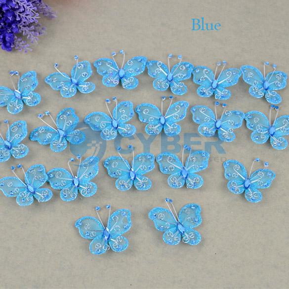 бабочкибабочки, 120шт