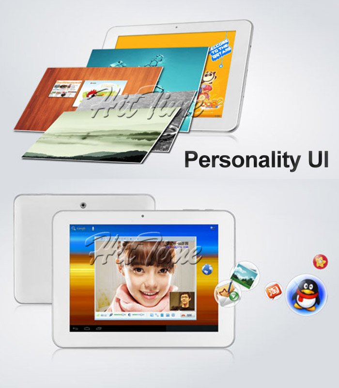 SANEI N83 Deluxe Version - планшетный компьютер, Android 4.0, Allwinner A10 1.5GHz, 8