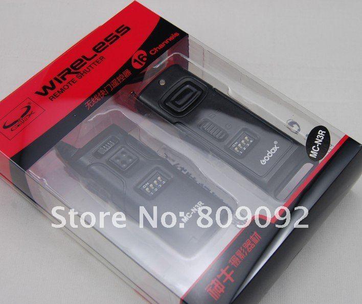 Беспроводной пульт дистанционного спуска затвора, 100м, Nikon D90, DSLR Camera
