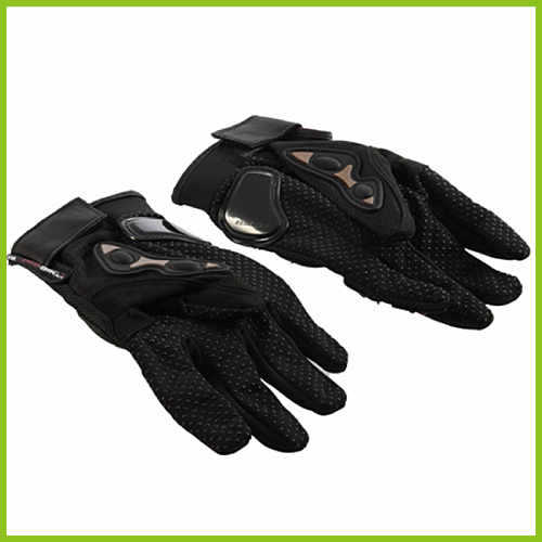 CL1573 - Мотоциклетные перчатки, цвет черный