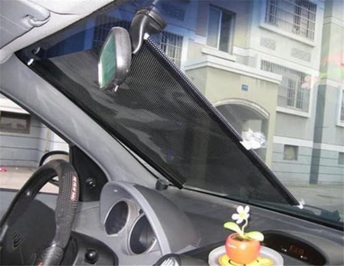 Автомобильная солнцезащитная заслонка, 40X60см, на присосках