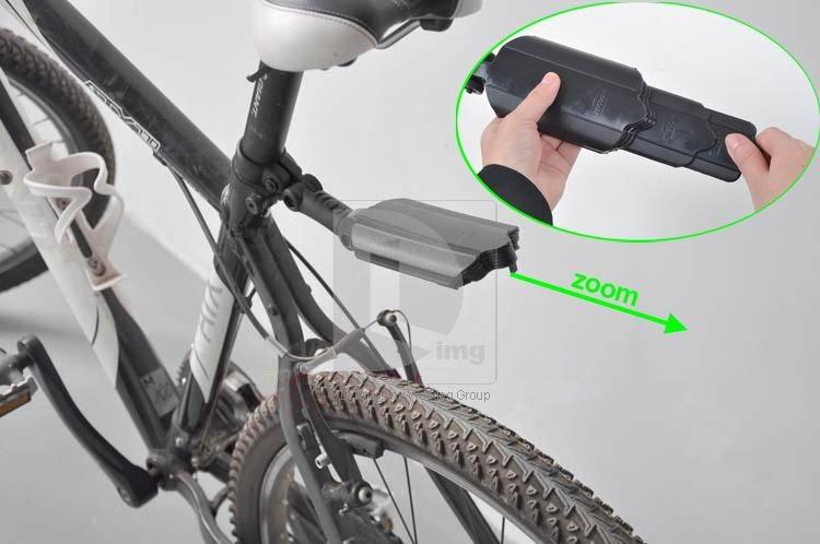 Крепление крыла на велосипед своими руками 57