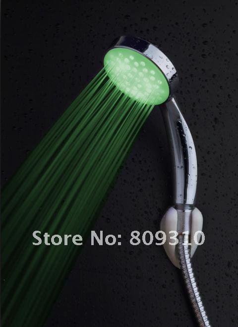 LH003 - цветная насадка на душ