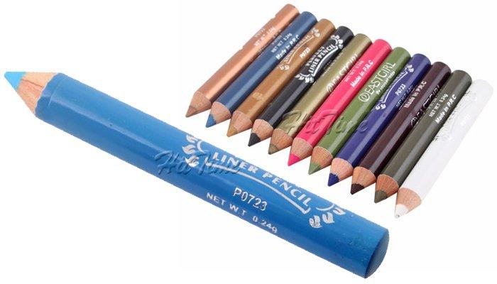 Набор карандашей для глаз (12 оттенков)