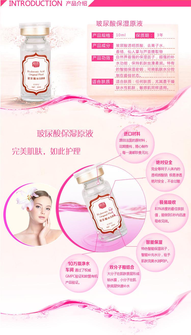 Гиалуроновая кислота против морщин