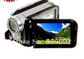 Vivikai HD-8000 - Цифровая видеокамера, HD, 720P, LCD, 8.0MP