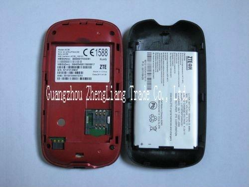ZTE MF30 - 3G/WiFi Маршрутизатор/модем