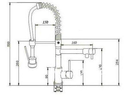 CM0273 - смеситель