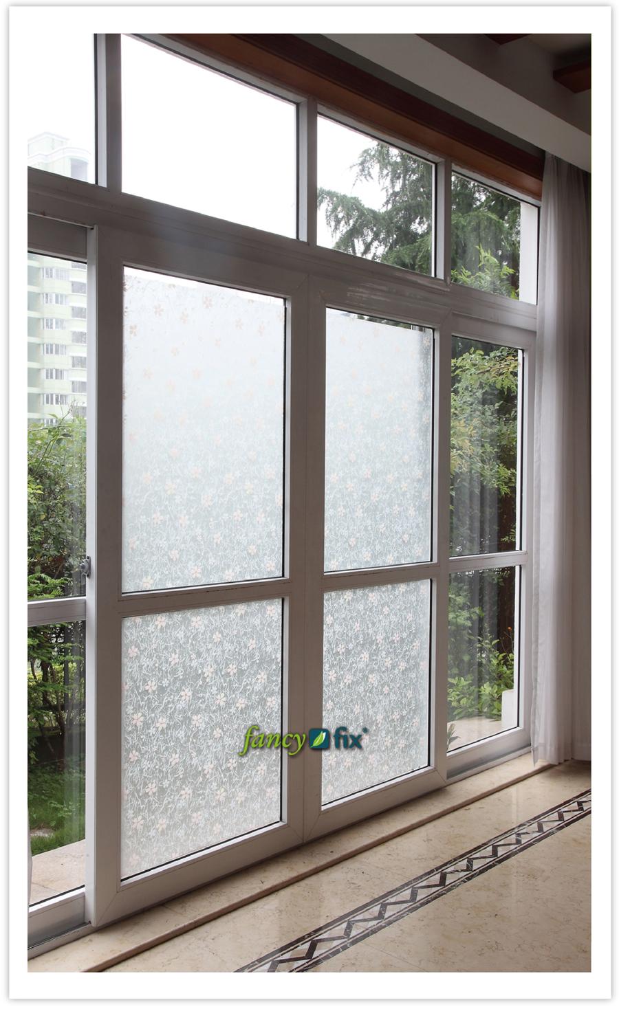 Пленка для декорации оконных стекол 45x100cm