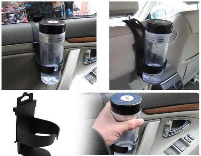 Автомобильный держатель для напитков, с креплением