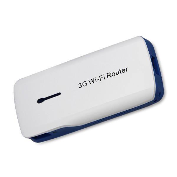 A100 – портативный 3G WIFI роутер, 150 Мб/с, внешний аккумулятор 5200мAч
