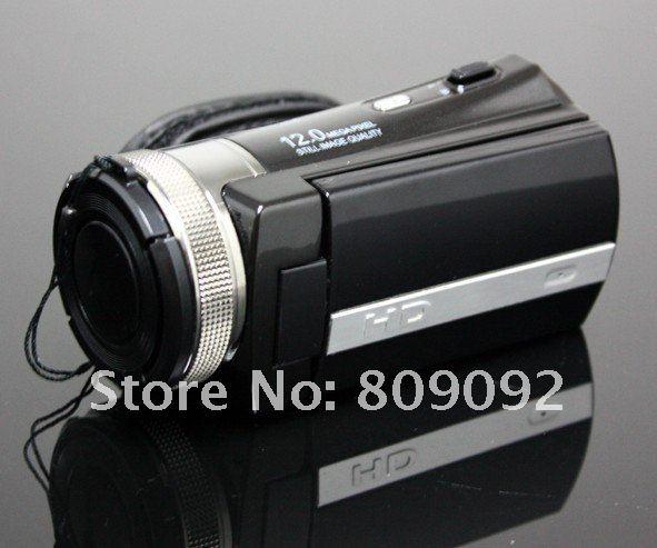 Vivikai HD-A80 - Цифровая видеокамера, 5Mpix, TFT, SD