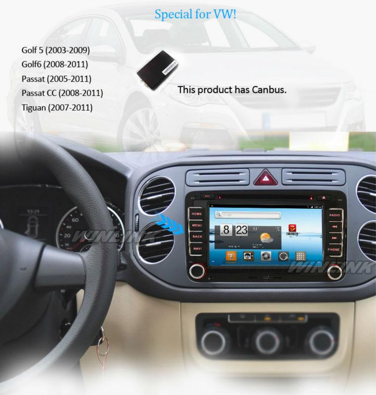 2009 Volkswagen Golf 5 1 6 Comfortline: Авто ПК для VW Golf 5/6, Passat, Tiguan