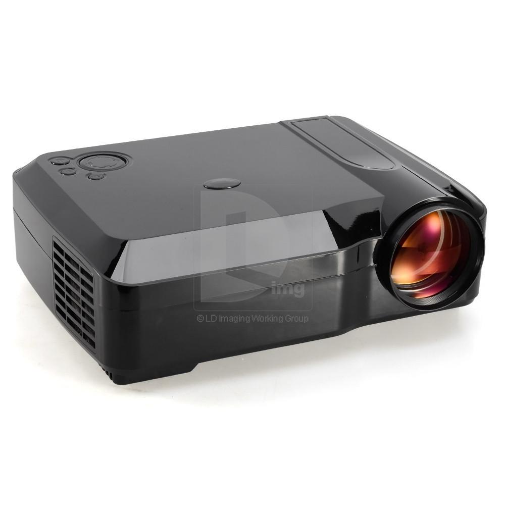 E-Jiale EPW5801A – портативный проектор для домашнего кинотеатра, 3200 Лм, 5.8'' ЖК-дисплей, HDMI