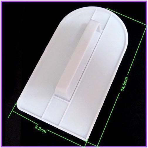Пресс-форма для создания гладкой поверхности торта