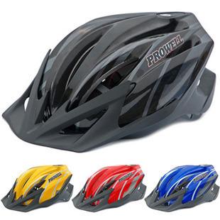 PROWELL - F- 400,  защитный шлем велосипедиста, 5 разных цветов