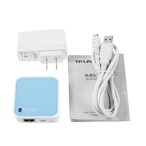 TP - LINK TL - WR703N - Беспроводной WiFI 3G маршрутизатор