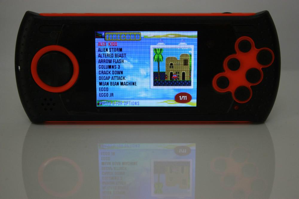 Sega MD161G-SD 16BIT - Портативная игровая консоль