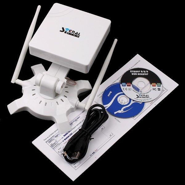 SK-950WN - беспроводной сетевой адаптер, Wi-Fi, 48 дБи, 150 Мб/с