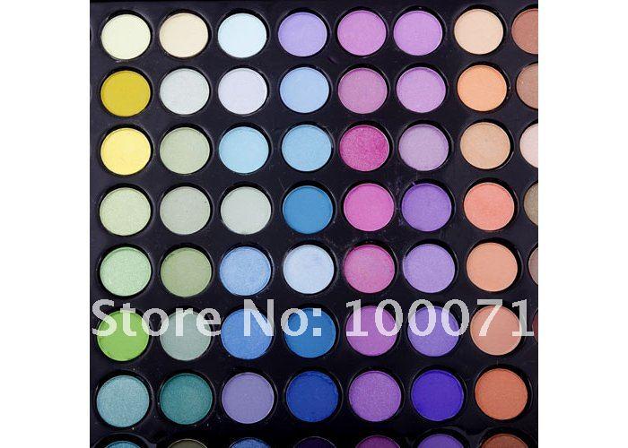 Набор теней для век, 96 цветов