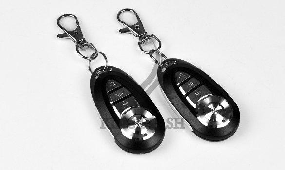 Автомобильная сигнализация с 2 брелоками