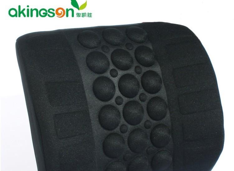 Массажная подушка на батарейках, полиуретан