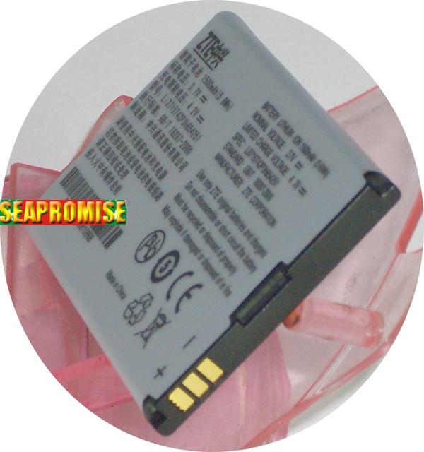 Батарея 1500мАч для смартфонов ZTE U230,U215,U700,U600,R750,AC30,MF30,AC33,X920,N700