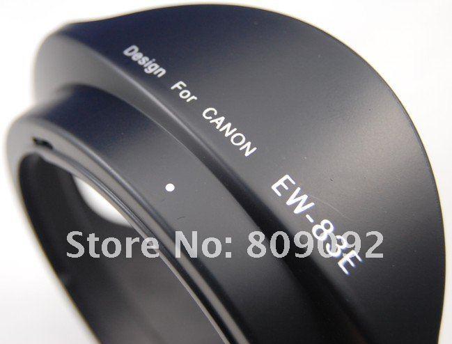 EW-83E бленд для объектива Canon 10-22mm, 16-35mm, 17-40mm