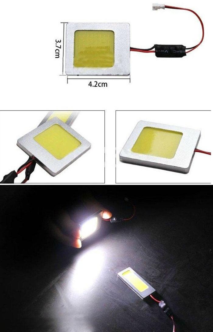 Светодиодная подсветка, 8W, Алюминий, T10, LED-подсветка