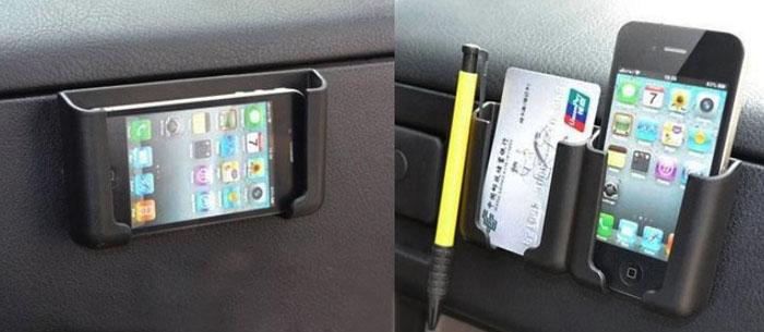 Автомобильный держатель для сотового телефона