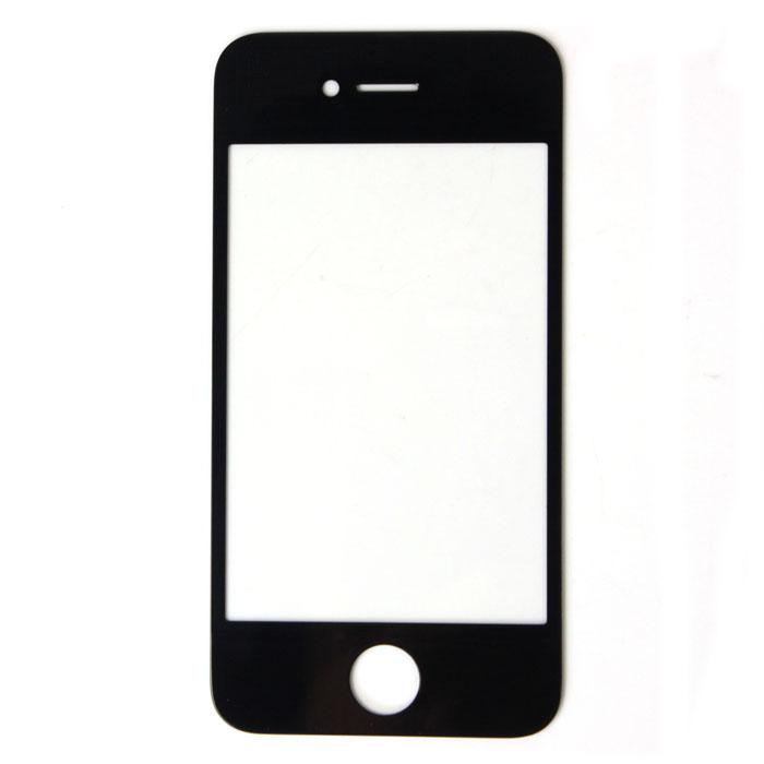 Лицевая крышка экрана + стекло для iphone 4/4G